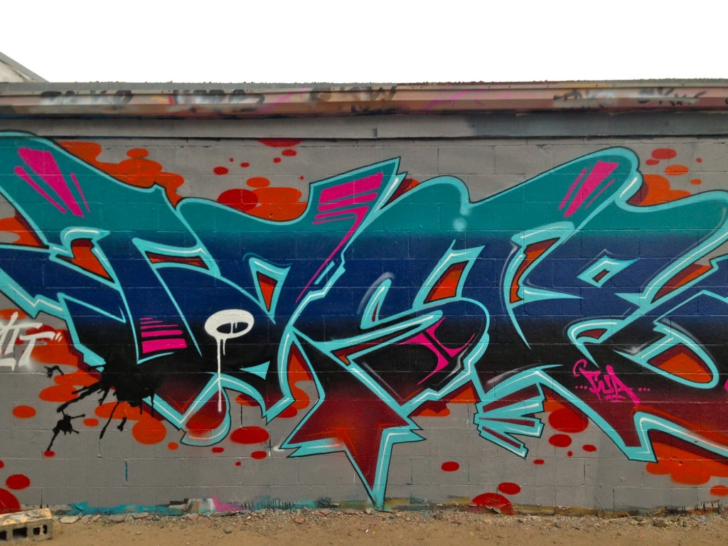 Denver S Colorado Crush 2013 Graffiti Greed